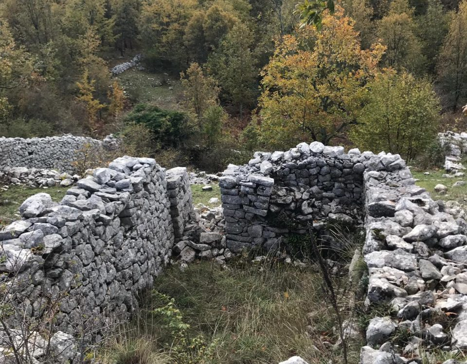 Villaggio medioevale